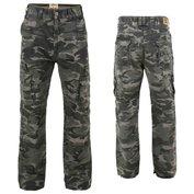 Pánské maskáčové kalhoty - kapsáče KBS120 5f9bfc037a